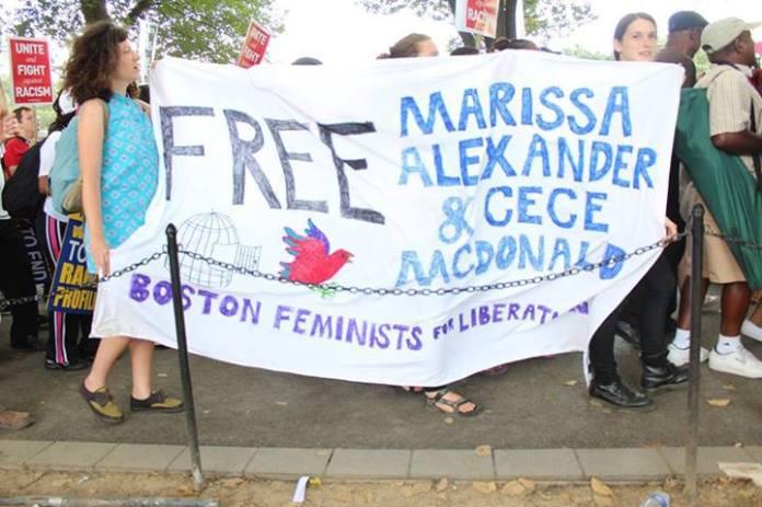 FREE MARISSA ALEXANDER & CECE MCDONALD